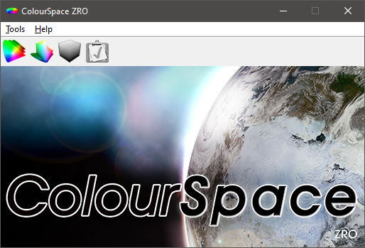 ColourSpace ZRO Manual Calibration