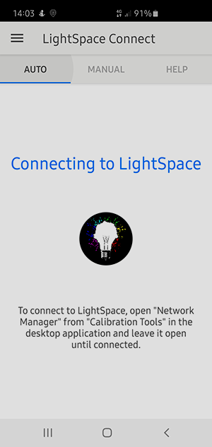 lightSpace Connect